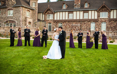 Wedding Photography at Highlands Ranch Mansion