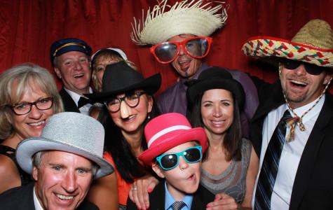 Fun photo booths