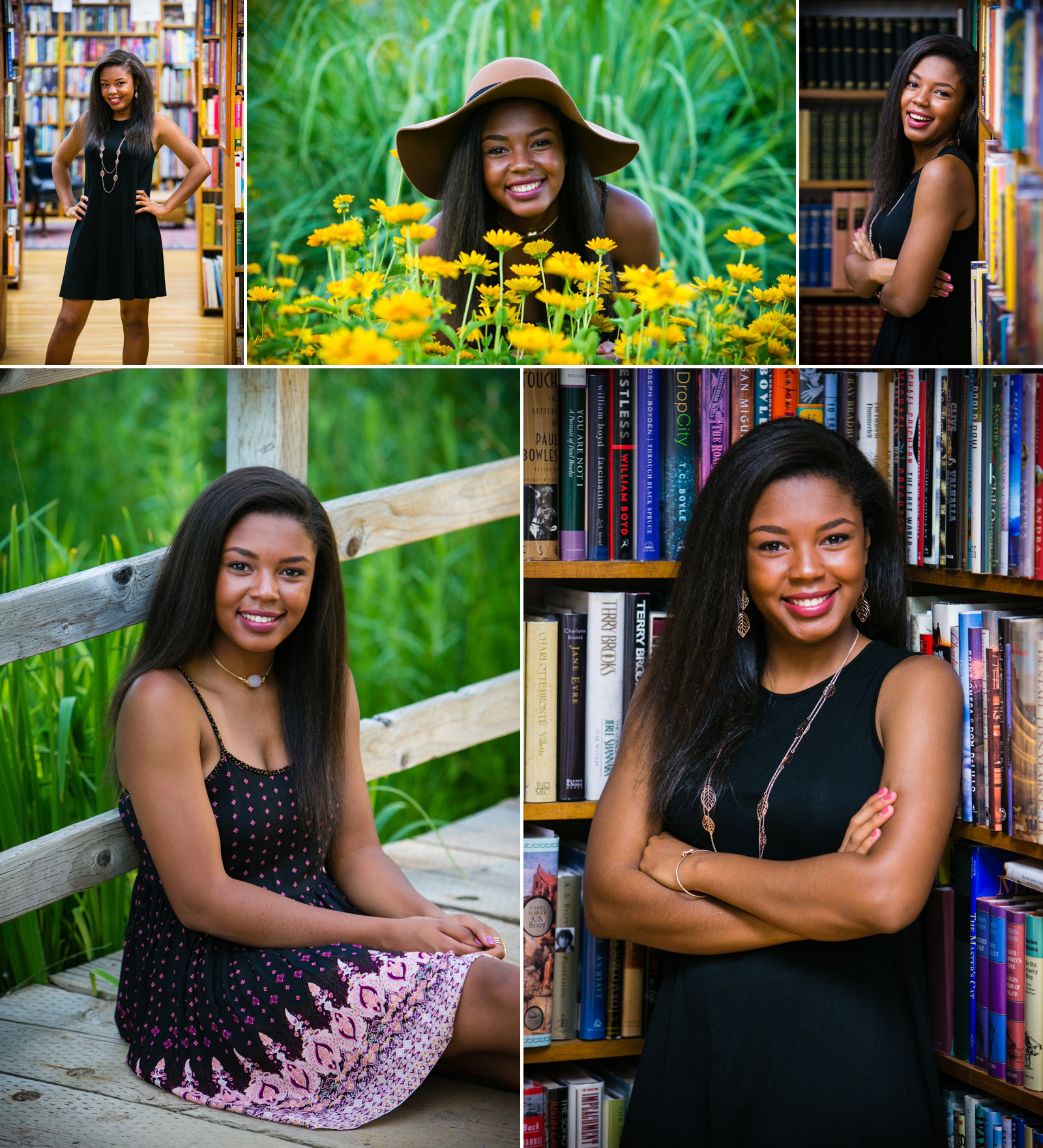 Tatianah's Senior Portraits in Denver