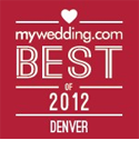 Best Wedding Photographers in Denver - 2012 Award Winner