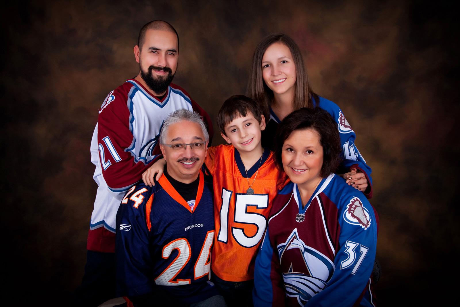 Family Portraits Denver   Littleton Family Pictures   Photographers