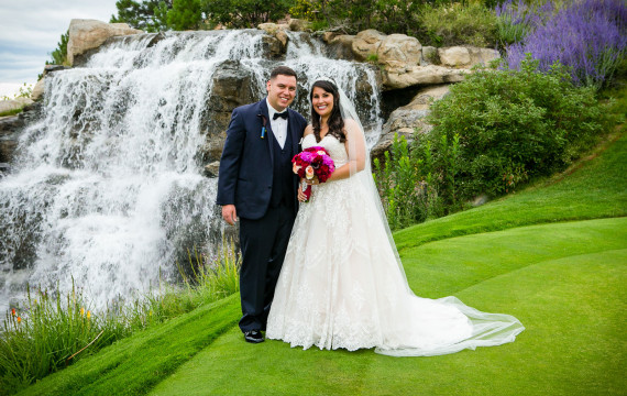 Sanctuary Golf Club Wedding