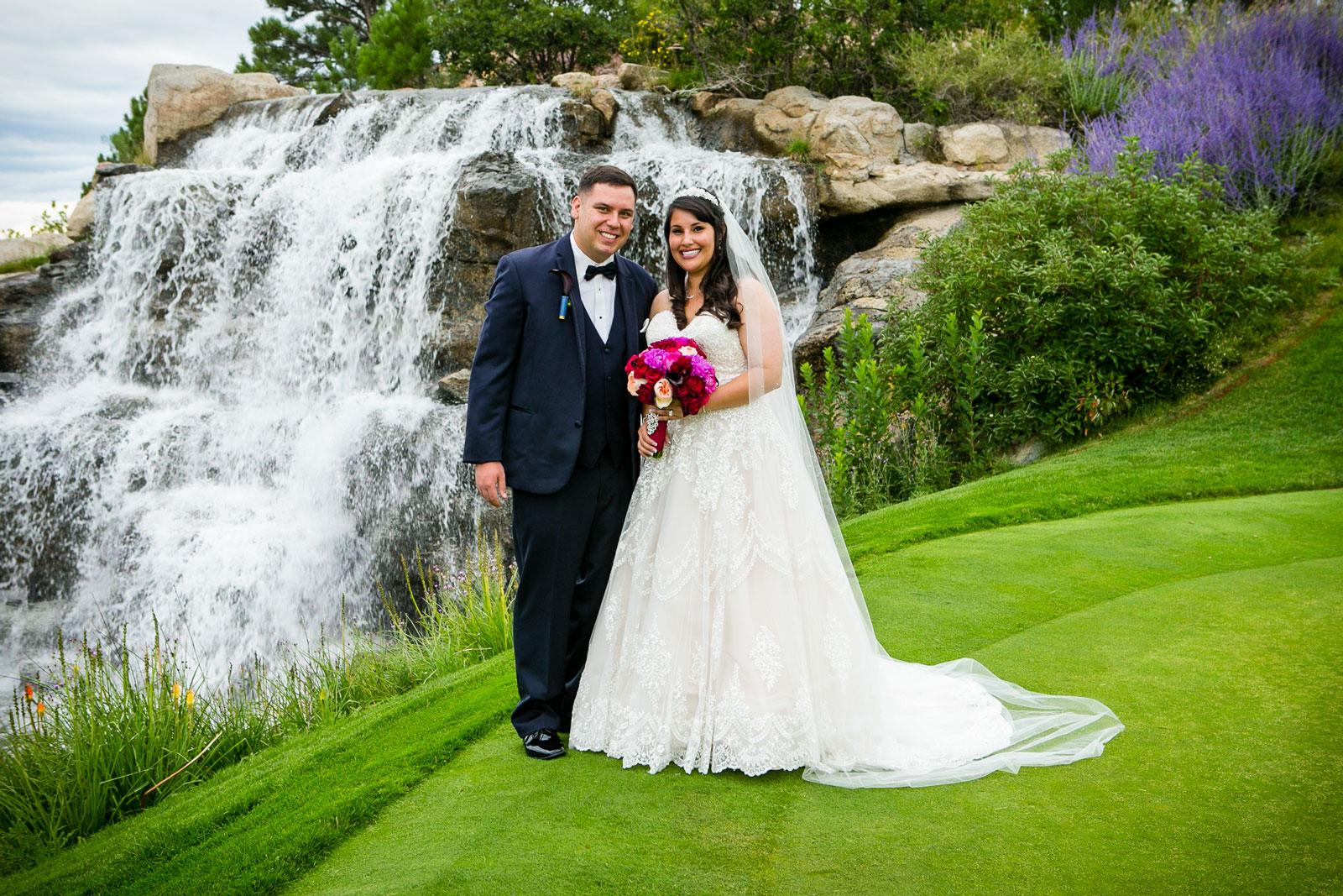 Sanctuary Golf Club Wedding