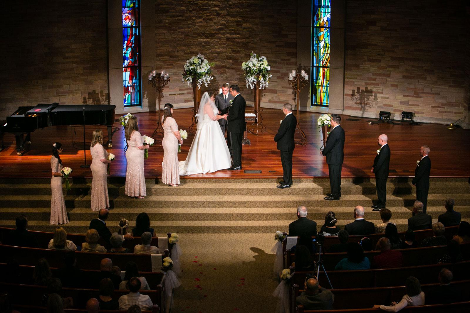 Cherry Hills Community Church Ceremony